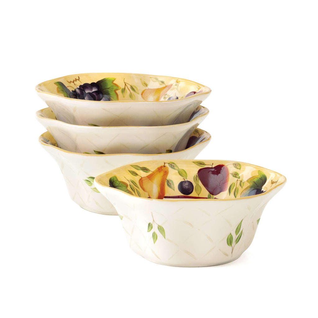 Sonoma Villa® Bowls - Set of 4