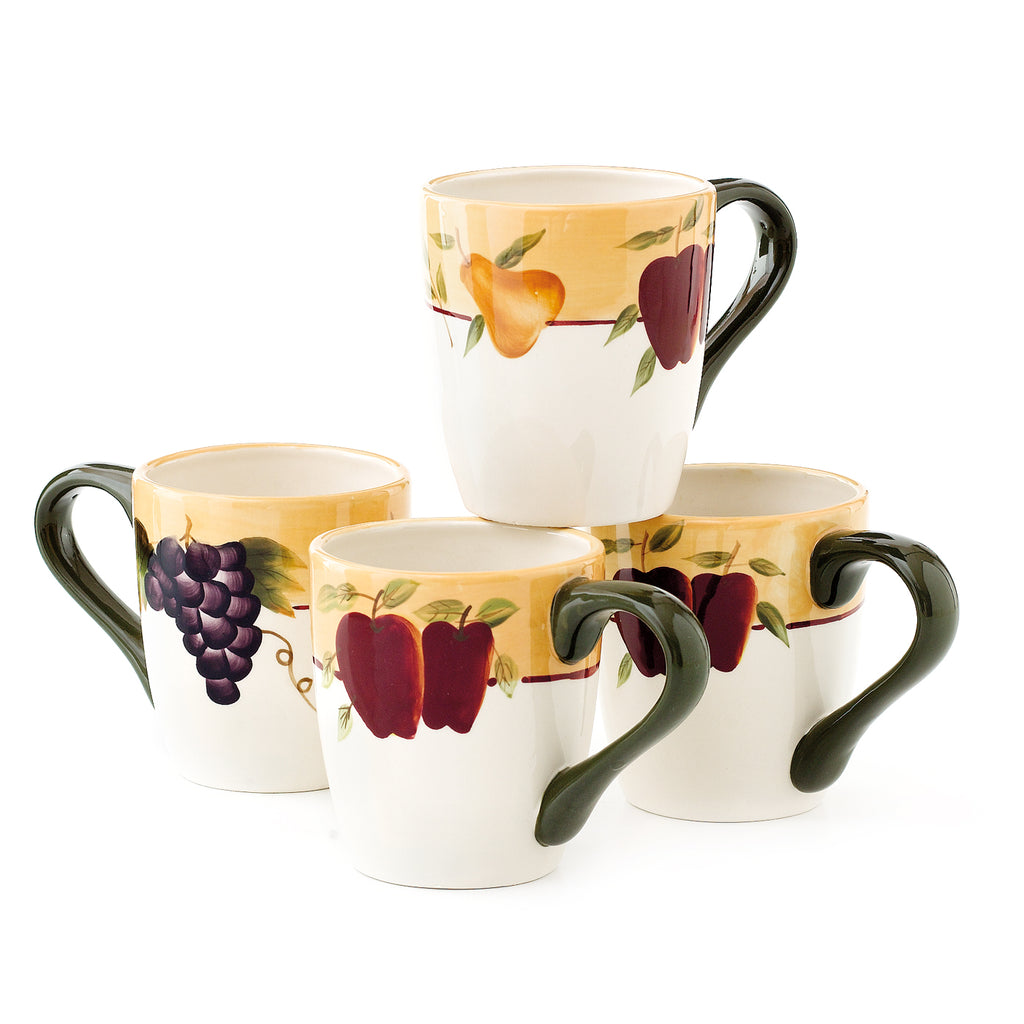 SONOMA VILLA® MUGS - SET OF 4