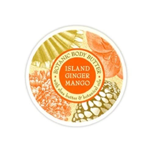 Greenwich Bay Body Butter - Island Ginger Mango - 8oz