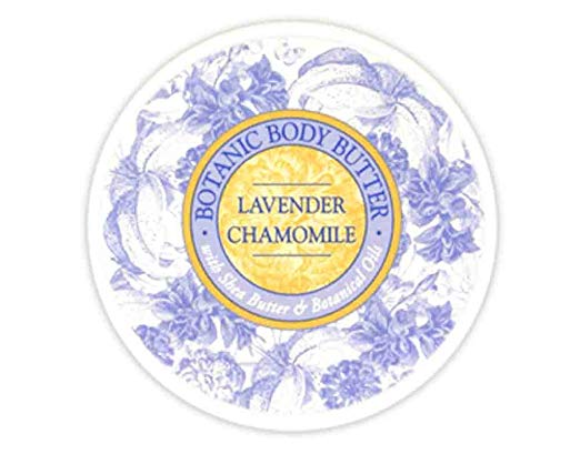 Greenwich Bay Body Butter - Lavender Chamomile - 8oz