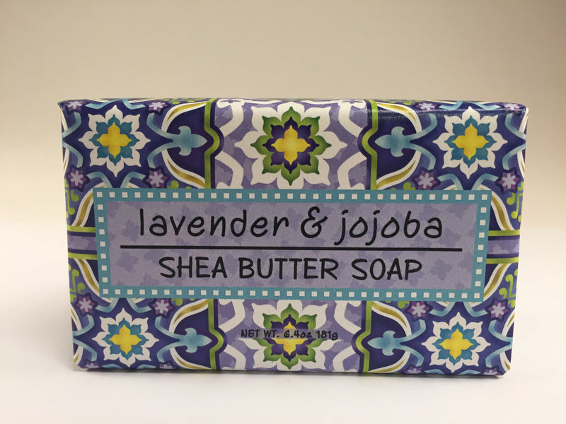 Greenwich Bay Soap - Lavender & Jojoba (6.4oz) 1 Bar