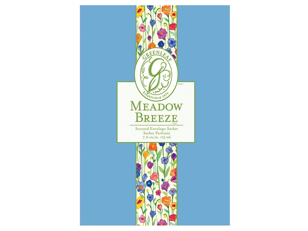 LARGE SACHET-MEADOW BREEZE