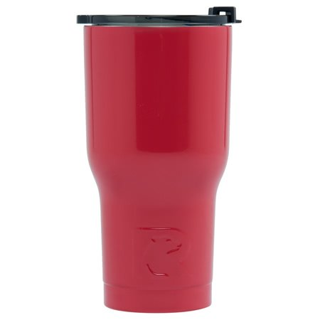 20 oz Personalized RTIC Tumbler - Red with ICONS -       Click here to personalize!!!