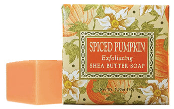 Greenwich Bay Soap - Spiced Pumpkin 1 Bar (6.35oz)