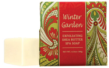 Greenwich Bay Soap - Winter Garden - 1 Bar (6.35 oz)