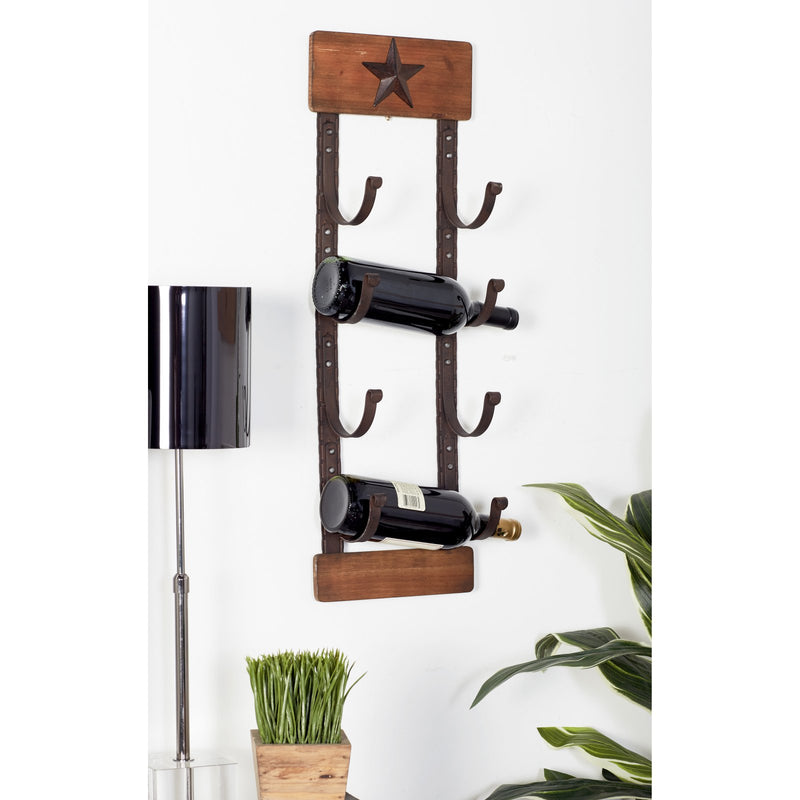 Star Wine Rack