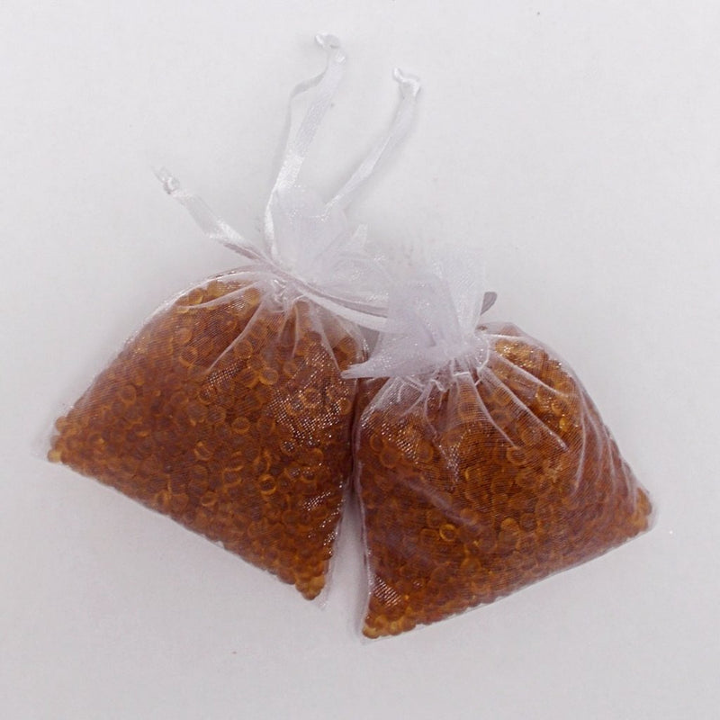 Car Sachet Crystals - Salty Caramel - Set of 2