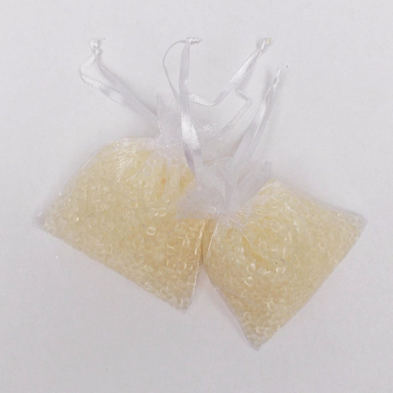 Car Sachet Crystals - Warm Vanilla Cream - Set of 2