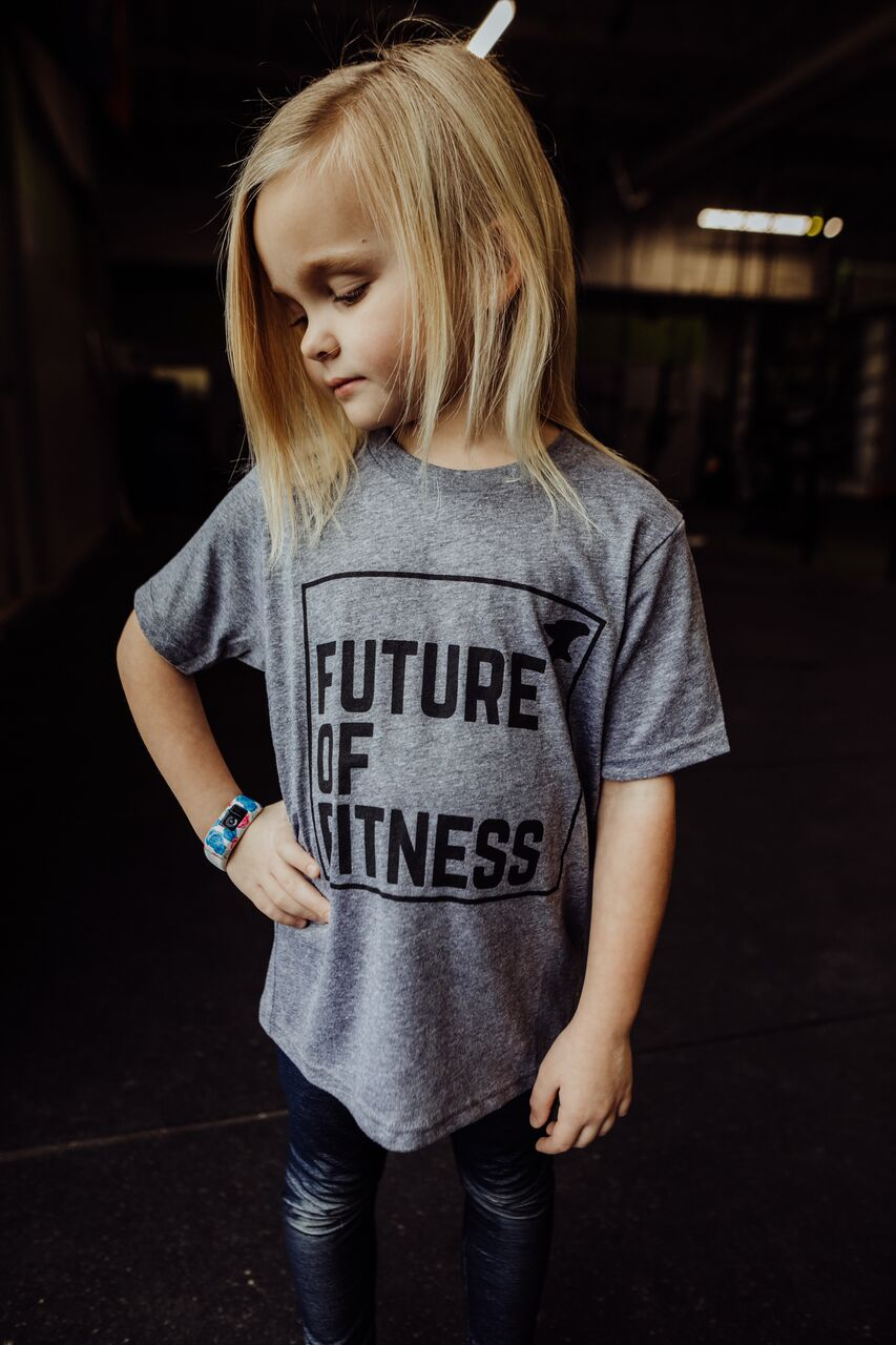 Future of Fitness Tee, Kid's