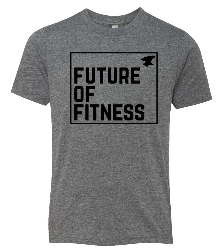 Future of Fitness Kids Tee