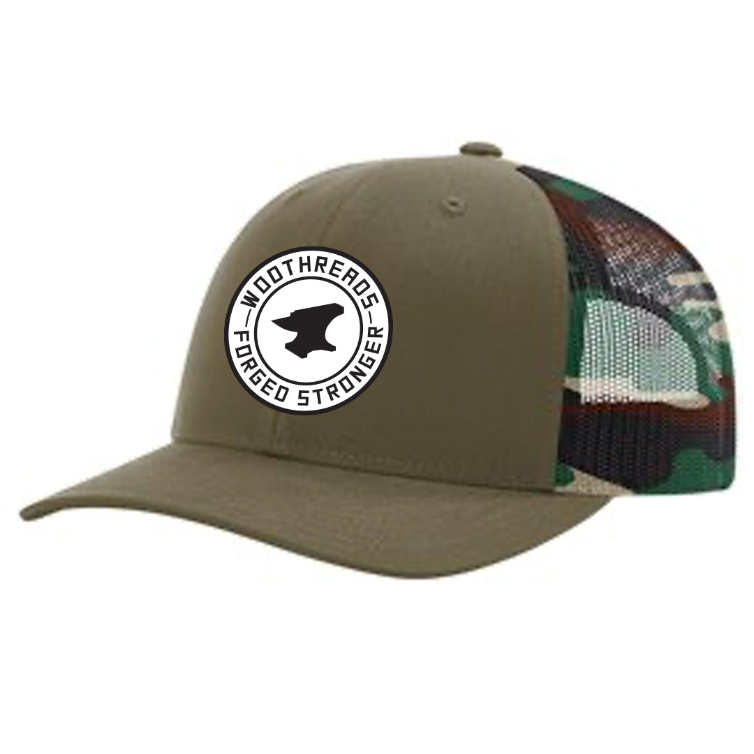 Trucker hat - WT Badge
