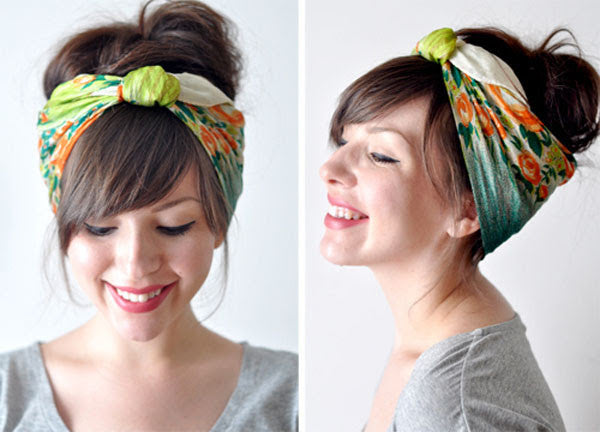 Four Fantastic Headbands to Hide a Bad Hair Day!