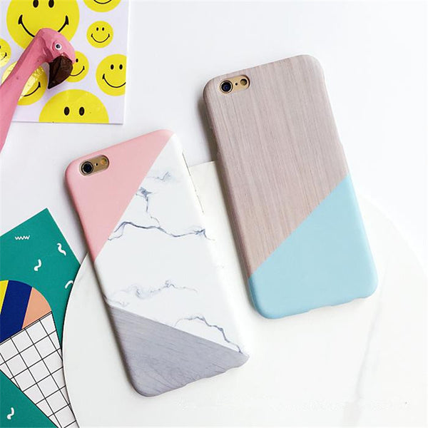 Marble isn't just for countertops... check out this Marble iPhone Case!