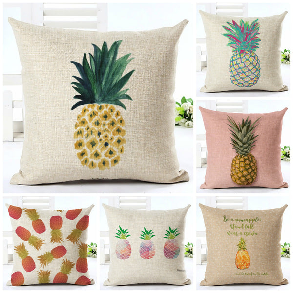 Pineapples Pineapples PINEAPPLE PILLOWS!