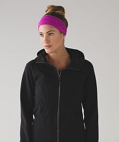Fringe Fighter Headband from Lululemon