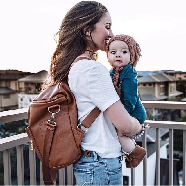 Miss Fong Diaper Bag Backpack - Kalyn's Finds