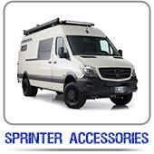 Sprinter Van Accessories