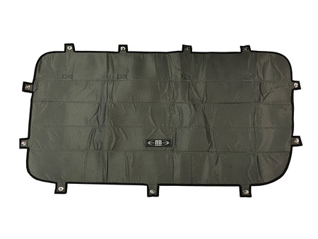 2007+ Sprinter Van Fabric - DS Front Galley Window Cover, Inset (across from Slider)