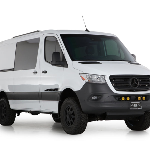 RB Spec 2 Van - 144 Low Roof 4x4