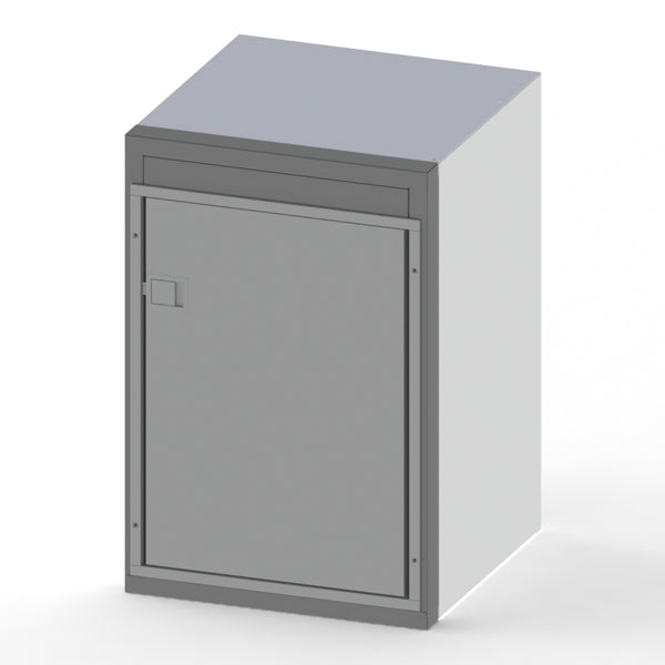 Isotherm Galley Fridge Base Cabinet, 36