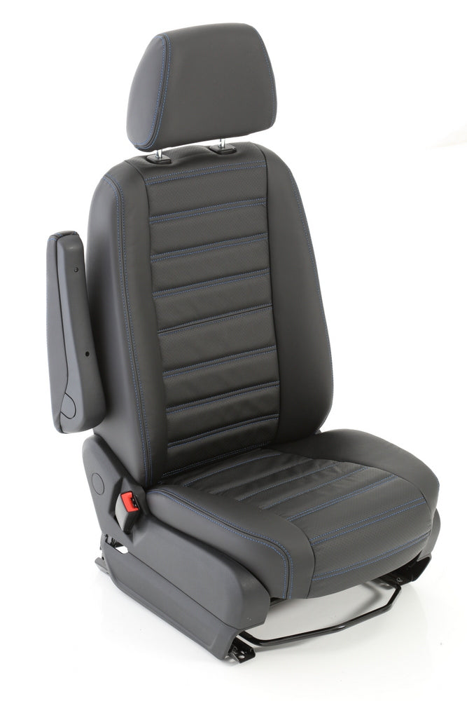 Mercedes Sprinter Van Custom Front Seat Cover Leather