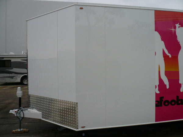 30ft Vending Trailer