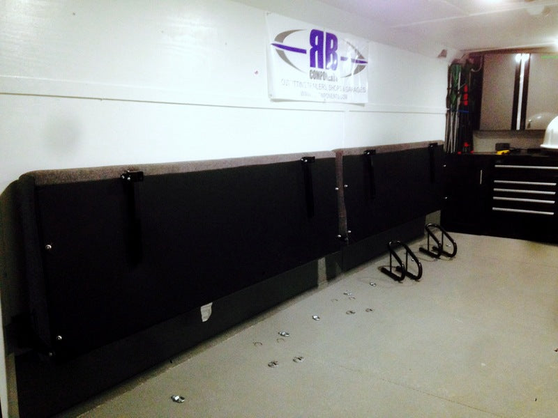Wall Mount Folding Sofa Bench Seat – RB Components
