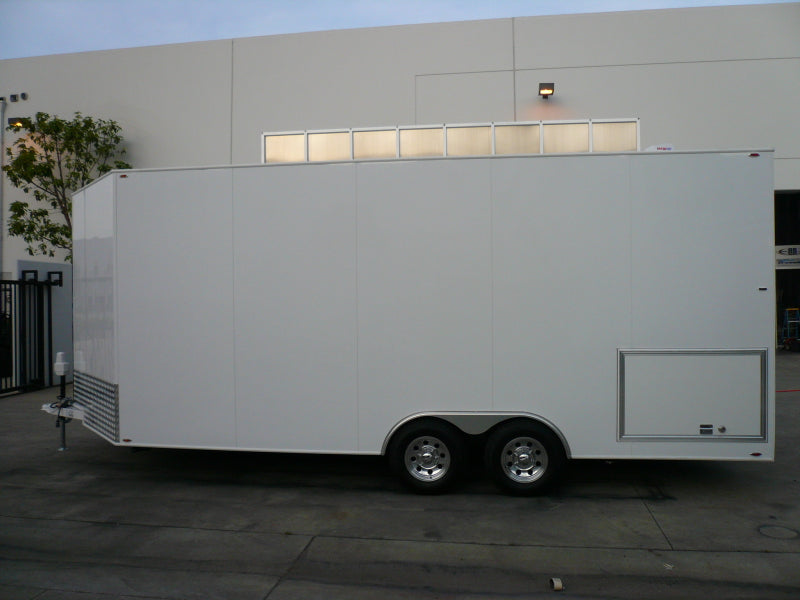 20ft Vending Trailer