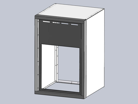 Norcold Galley Fridge Base Cabinet, 36