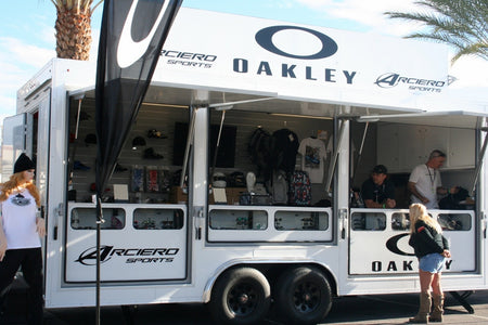 22ft Display Trailer Oakley
