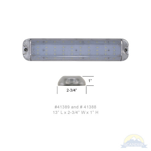 Surface Mount 50 LED Downlight