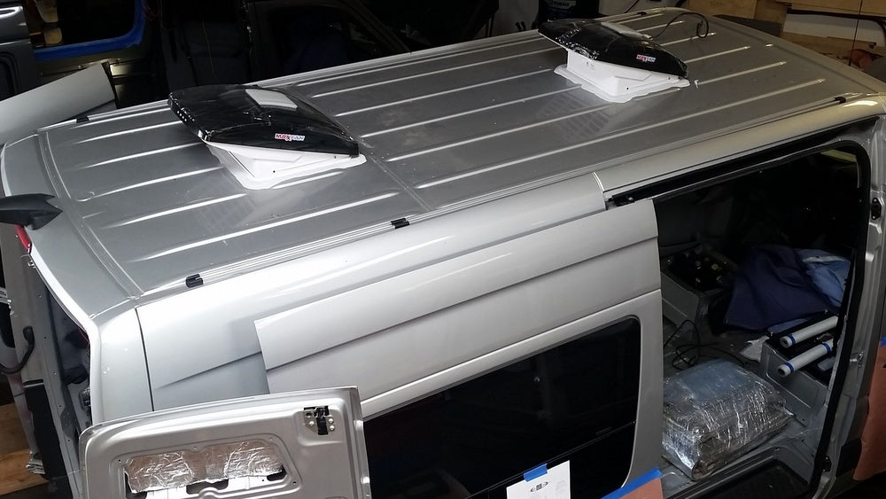 Maxxair Maxfan Deluxe Roof Vent Rb Components