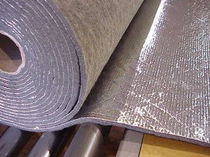 Thermozite Thermal-Acoustic Insulation