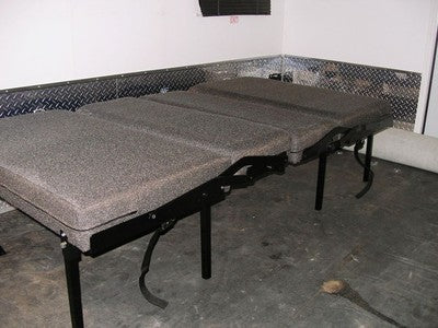 Dinette Sleeper 38 Quot Charcoal Cloth Rb Components