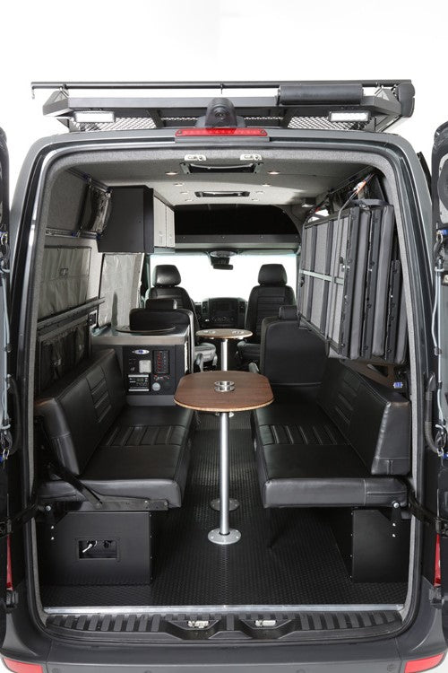 "RB Touring Van  - Richie - 144"" 4x4"