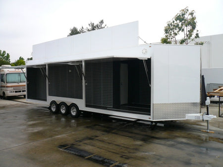 30' Display Trailer