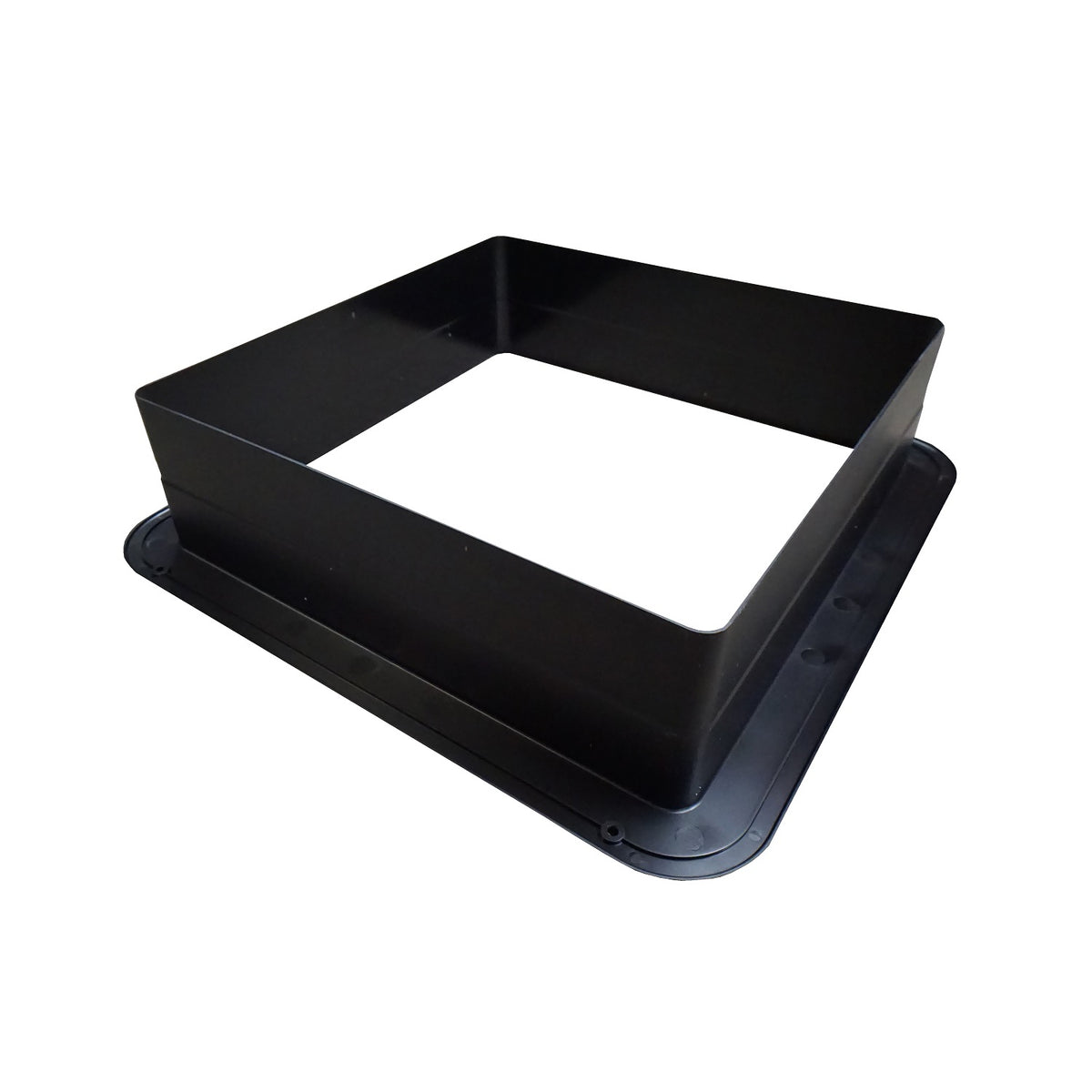 Maxxair BLACK Plastic Roof Vent Trim