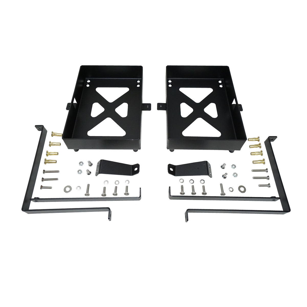 2019+ Sprinter Van 6 Volt Underhood Battery Tray Kit