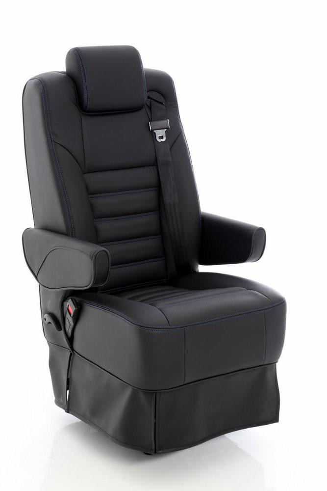 Mercedes Sprinter Van Reclining Bucket Seat, Leather (Driver Side)