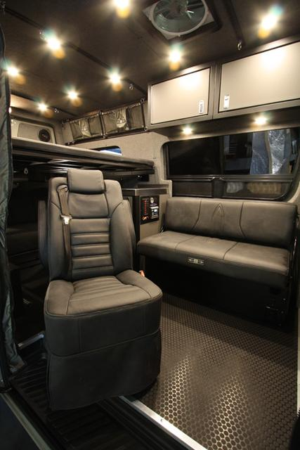 "2007 + Sprinter Van Wall Liner Kit, 144"" Upholstered (for upper cabinets)"