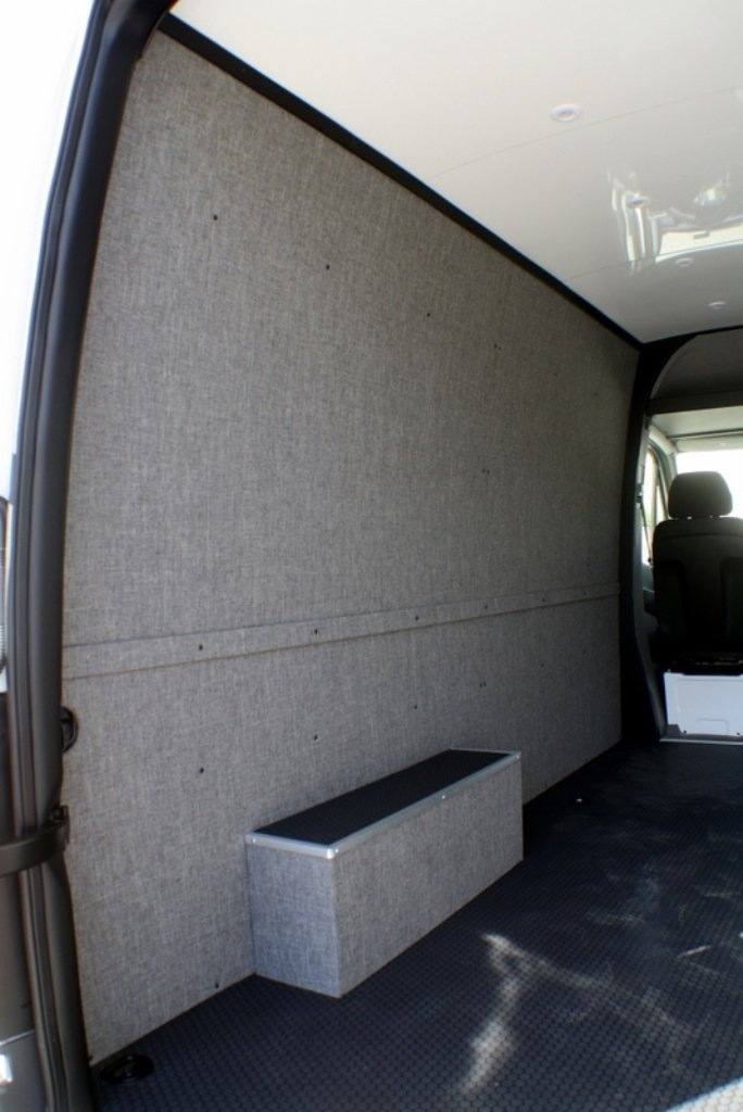 "2007 + Sprinter Van Wall Liner Kit, 170""EXT High Roof Upholstered"