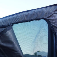 Exterior Front Window Shade Kit w/Integral Side Window Bug Screens