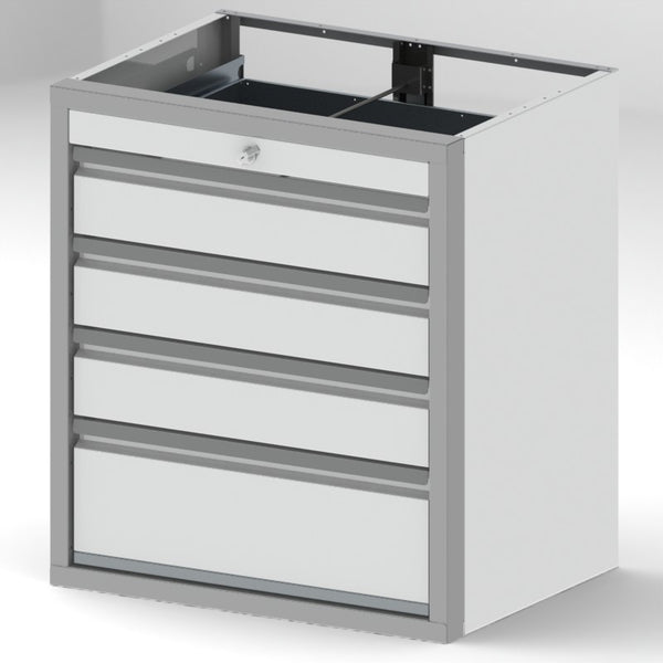 Tool Box Cabinets Option 4 - 36'H x 24