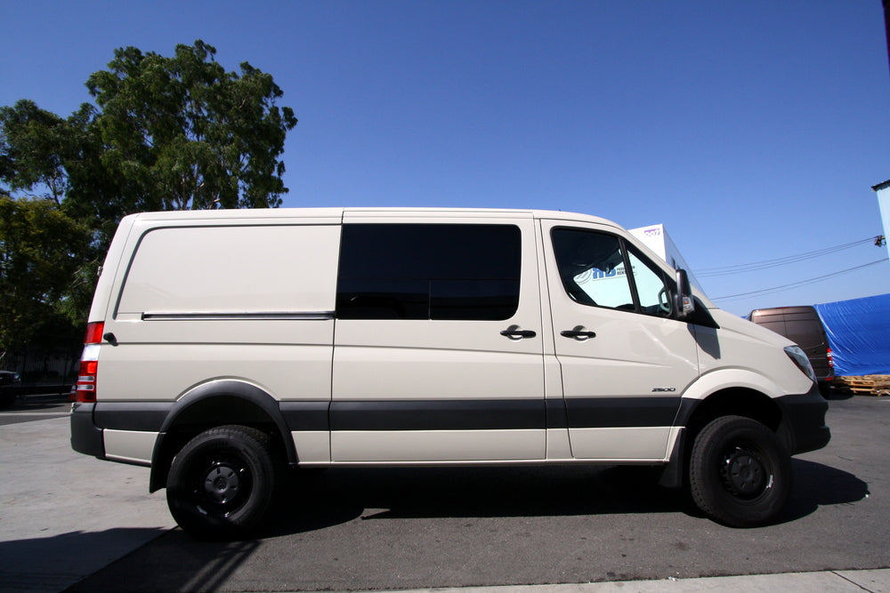 "Knight Surfer 144"" Crew Van"