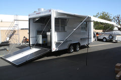 20' Fry Bread Trailer - 1 T&C Services