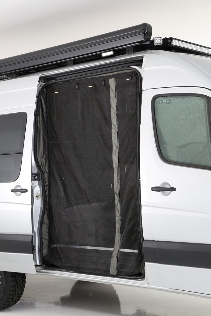 Passenger Side Sliding Door Bug Net Rb Components