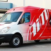 Aim Sports Sprinter Van