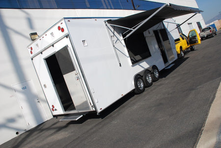 35' Gaming Trailer
