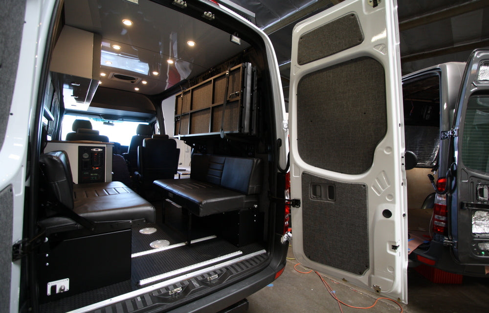 "RB Touring Ensign - 144"" 4x4"