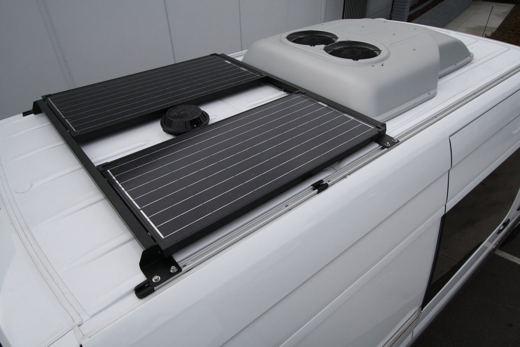 Solar Power Panel 80 Watt Short Rb Components